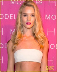 Rosie Huntington-Whiteley - ModelCo Black Tie Dinner in Australia 7/10/13