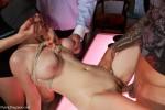 Penny Pax Takes it in The Ass in Public - Kink/ PublicDisgrace (2013/ HD 720p)