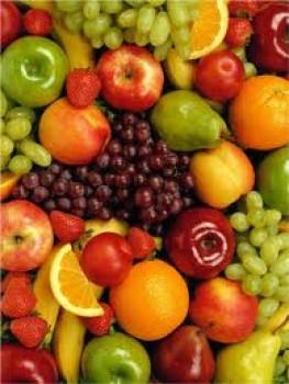 Mengonsumsi buah-buahan saat sahur - Ist