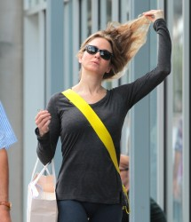Renee Zellweger - out in NYC 7/14/13