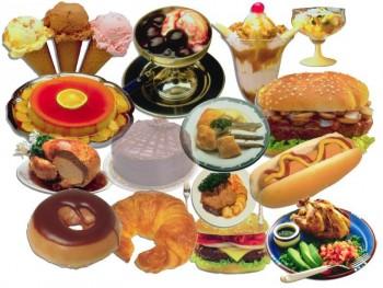 Makanan berlemak tinggi - Ist