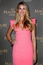 Whitney Port - Magnum Sydney Pleasure Store launch in Sydney 7/17/13
