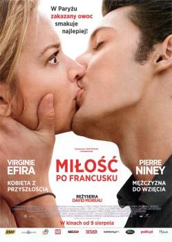 Przód ulotki filmu 'Miłość Po Francusku'