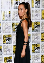 Maggie Q - 'Divergent' Press Line at San Diego Comic-Con 7/18/13