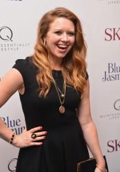 Natasha Lyonne - 'Blue Jasmine' premiere in NYC 7/22/13