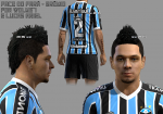 Download Pará face for PES 2013 by Wolme7 and LucasAriel