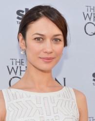 Olga Kurylenko - Starz's 'The White Queen' launch in LA 7/25/13