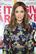 "Rose Byrne - ""I Give It A Year"" screening in NY (July 30)"