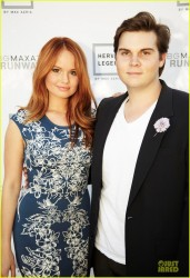 Debby Ryan - BCBGMAXAZRIA Group�s Resort 2014 Presentation in LA 7/30/13