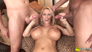 Nina hartley bukkake the portion