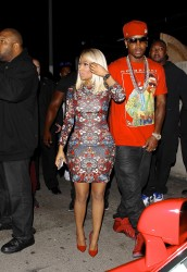 Nicki Minaj - Out in Hollywood 8/6/13