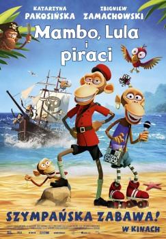 Polski plakat filmu 'Mambo, Lula i Piraci'