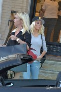 Christina Aguilera - In Beverly Hills With A Friend 8/8/13 - 19 STUNNING pics