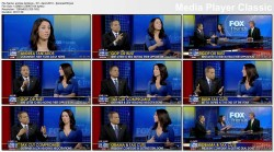 ANDREA TANTAROS cleavage - Dec 2, 2010