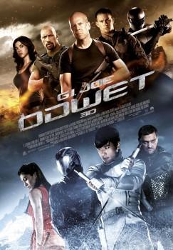 Polski plakat filmu 'G.I.Joe: Odwet'