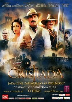 Przód ulotki filmu 'Cristiada'