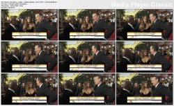 RITA WILSON cleavage - golden globes - jan17,2011