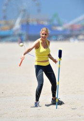 3ab8d6270454425 [Ultra HQ] Carrie Keagan   at a photoshoot in LA 8/13/13 high resolution candids