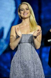 Alice Eve - 'Star Trek: Into Darkness' Galaxy Carpet event in Tokyo 8/14/13