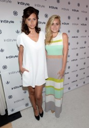 Aly Michalka - InStyle Summer Soiree in West Hollywood 8/14/13