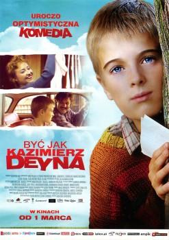 Przód ulotki filmu 'Być Jak Kazimierz Deyna'