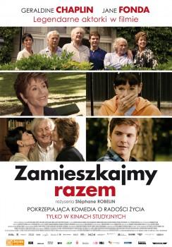 Polski plakat filmu 'Zamieszkajmy Razem'