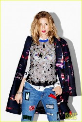 Emily VanCamp - Nylon Magazine September 2013