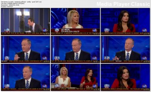 KIMBERLY GUILFOYLE cleavage - Lis Wiehl - fnc - June 7, 2011