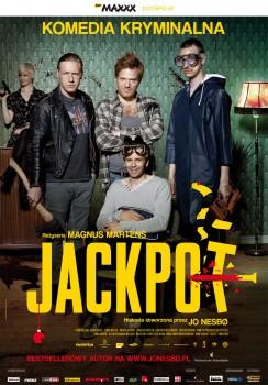 Polski plakat filmu 'Jackpot'