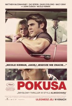 Polski plakat filmu 'Pokusa'