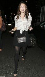 Keira Knightley - out in London 8/27/13