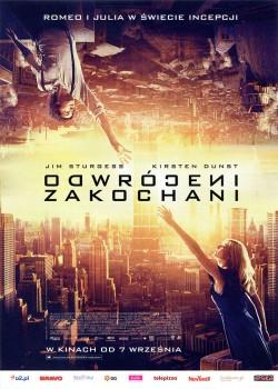 Przód ulotki filmu 'Odwróceni Zakochani'