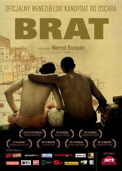 Przód ulotki filmu 'Brat'
