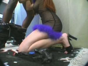Fisting enema mistress