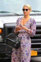Dianna Agron - Out in NYC 9/3/13