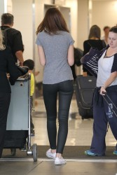 Katherine Webb - at LAX Airport 9/3/13