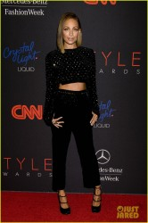 Nicole Richie - 10th Annual Style Awards in NYC 9/4/13