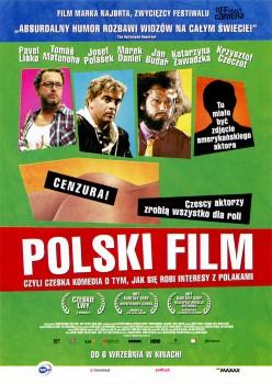 Przód ulotki filmu 'Polski Film'