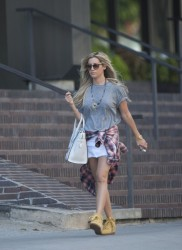 Ashley Tisdale - Out in Beverly Hills 9/6/13