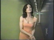 Terry Farrell - Howard Stern 2001