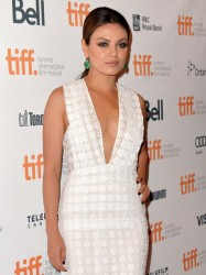 Mila Kunis 'Third Person' Premiere at The Elgin HQ pics 9/9/13