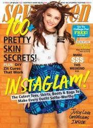 Chloe Moretz – Seventeen Magazine October