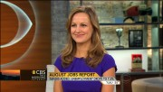 Lauren Lyster -newsperson- CBS This Morning - Sept 7 2013 HDcaps