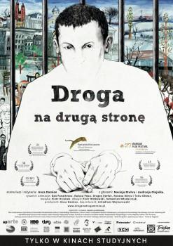 Polski plakat filmu 'Droga Na Drugą Stronę'