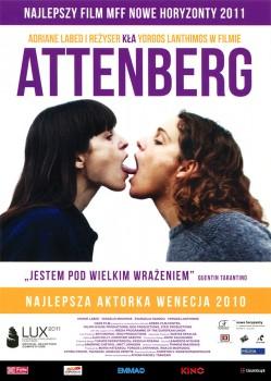 Przód ulotki filmu 'Attenberg'