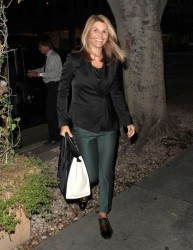 Lori Loughlin - at Madeo Restaurant in West Hollywood 9/16/13