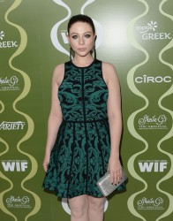 Michelle Trachtenberg - Variety & Women In Film Pre-Emmy Event in Beverly Hills 9/20/13