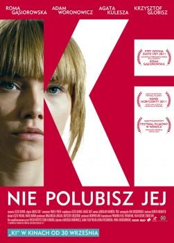 Polski plakat filmu 'Ki'