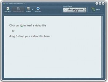 VSO Video Converter 1.1.0.6 Beta