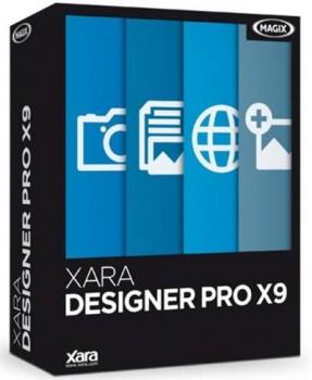 Xara Designer Pro X9 v9.2.3.29638 Portable